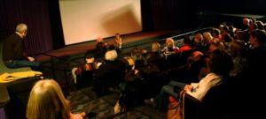 post-screening conversation