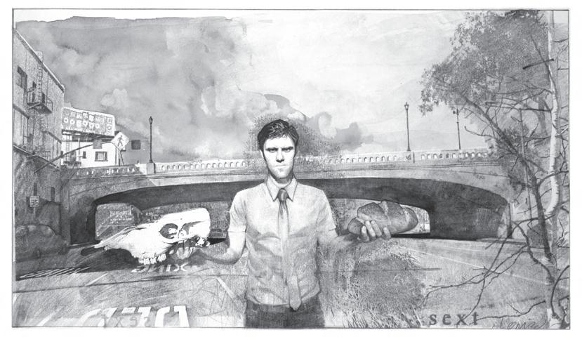 sext book illustration