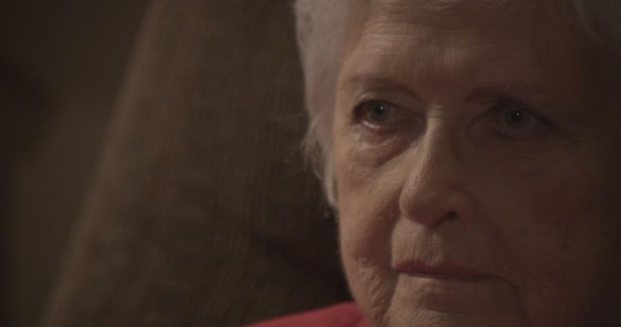 Marilyn Sumner in Compline nursing home scene
