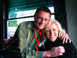 Jonathan Foster and Lauralee Farrer screenwriters