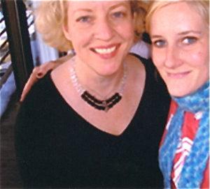 Tamara and Lauralee
