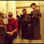 DP Greg King, Director Lauralee Farrer, and DPs Brandon Lippard and Jordan McMahon
