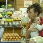 Terce at the grocery store