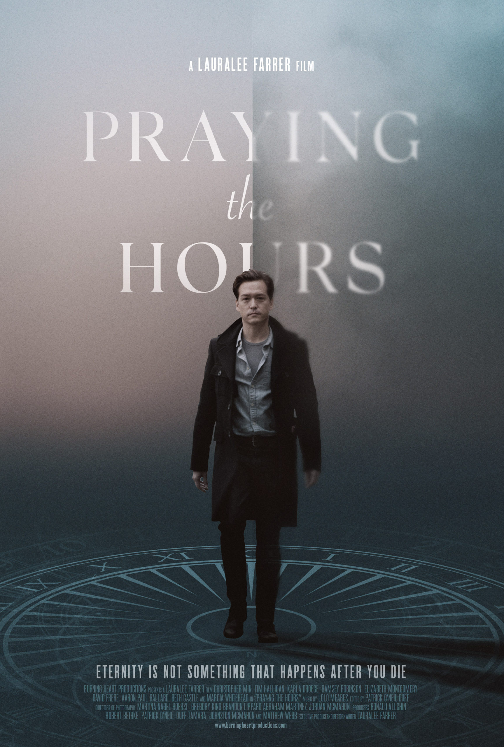 praying the hours poster